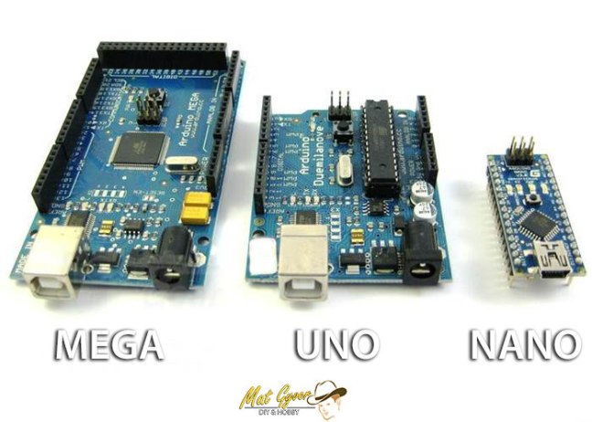 arduino-comparison