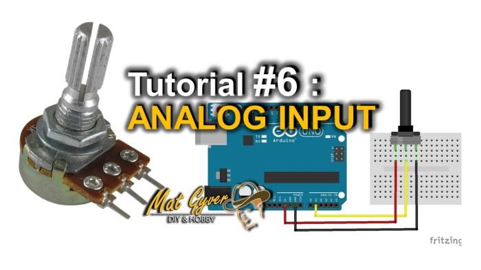CF - Analog Input
