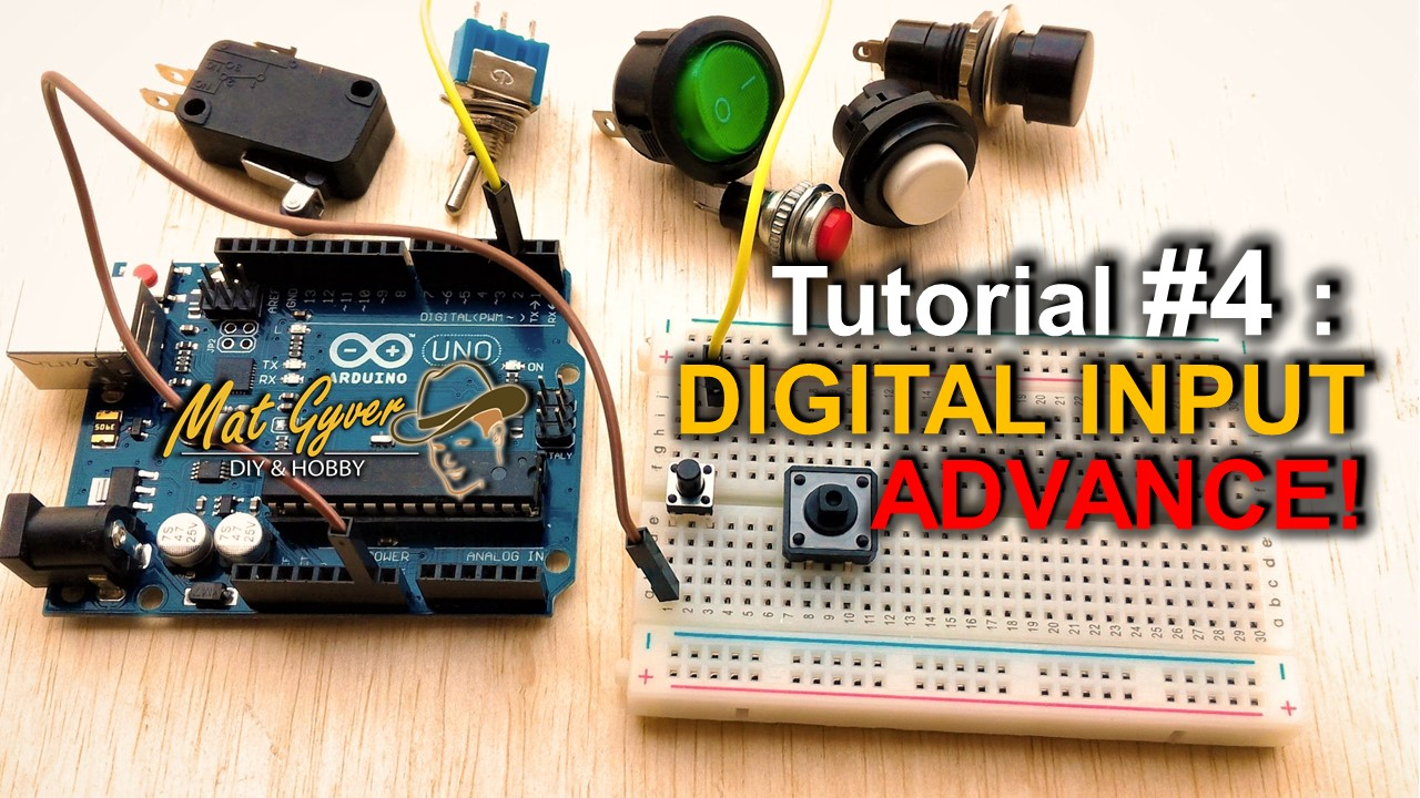 Digital Input Advance-CF