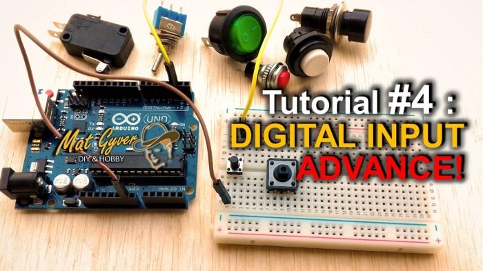 Digital Input Advance-CF