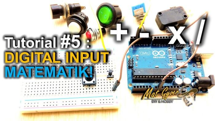Digital Input Matematik - CF